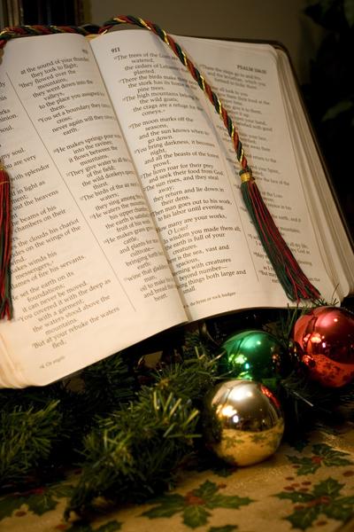 Все мы с детства знаем, что такое Библия - это священная для христиан