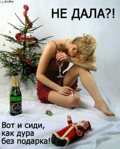 Фото приколы новогодние смешные и