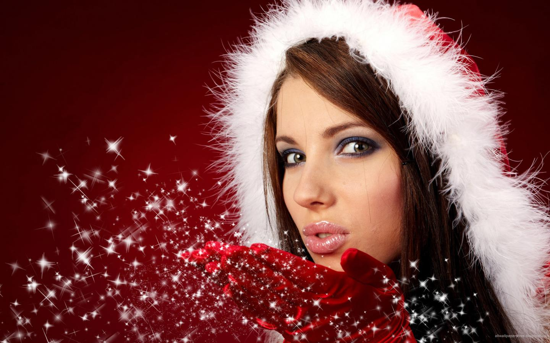 Секс со снегурочкой в одежде 2 фотография